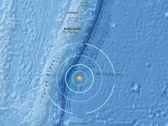An earthquake measuring 6.1 on the Richter scale struck southeast of the Pacific island nation of Tonga, the US Geological Survey (USGS) said.    The quake hit 171.12 miles southeast of the capital Nuku'alofa at a depth of 66km.    Earlier, the USGS tweeted the preliminary reading of the quake to be 5.8.    The part of the South Pacific Ocean around Tonga is one of the most seismically active areas of the world, the USGS said, due to convergence between the Australia...