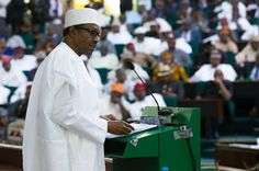 Welcome to NewsDirect411: See Pictures Taken At President Buhari 2016 Budget...