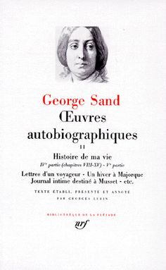 George Sand, Journal Intime