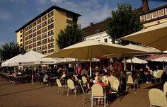 """Heute gibt`s Wetter zum """"Drausensitzen"""".  ... Sonnig und warm. Herrlich ! Und nicht nur in Neunkirchen. :-)"""