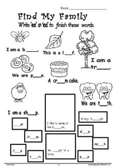 Printables Ea Words List pinterest the worlds catalog of ideas from introducing a word list to definitions this unit work caters for all levels students