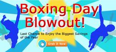BOXING DAY BLOWOUT - LAST FEW PLACES! We are offering the opportunity to own a LIFETIME subscription to all our weather services for just £2.99 in our Boxing Day Blowout Sale (Offer will be removed once numbers are reached) + Further details @ http://www.exactaweather.com/boxing-day-blowout-sale.html