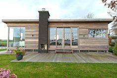 Una preciosa casita de madera junto al rio... ¡Para toda la vida! (de Mariana Belisario Blaksley)