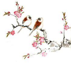 Peach Blossom,38cm x 38cm(15〃 x 15〃),2340056-z