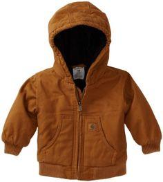 baby carhartt jacket :)