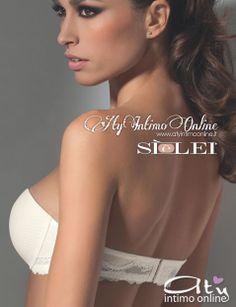 #reggiseni_a_fascia #intimo #lingerie Piccoli gioielli d'intimo con SiéLei Passion! Appasionante e altamente comfortevole. Un intimo realizzato in tessuto a lavorazione jaquard con applicazione di pizzo sul torace ton sur ton. Reggiseno a fascia SièLei passion trama a nido d'ape.  #reggiseni_a_fascia #intimo #lingerie  http://www.atyintimoonline.it/183-intimo-sielei-linea-passion
