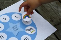 Alphabet Literacy Centers Mega Pack. 12 alphabet games to teach letter names and sounds.