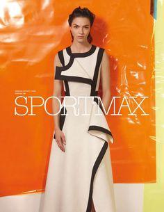 Fashion Copious - Preview Mariacarla Boscono for Sportmax FW 16.17 Campaign by Roe Ethridge