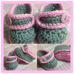 Baby girl shoes. 0-3 months.