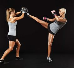 5 amazing benefits of #kickboxing for women 1. Melt fat, fast,  2. Tone your entire body 3. Learn valuable self-defense moves 4. Take out stress and aggression 5. Feel sexy and confident #TitleBoxingPBG