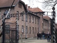 The liberation of Auschwitz-Birkenau