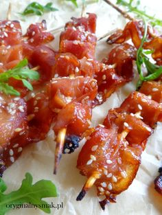 Asian Recipes, Ethnic Recipes, Calzone, Feta, Grilling, Bbq, Food And Drink, Dishes, Cooking