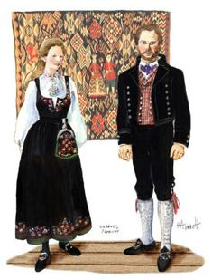 Valdres Couple