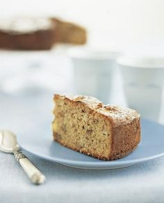 Cinnamon Apple Walnut Cake: Easy, Heart-Healthy Recipes   MORE Magazine
