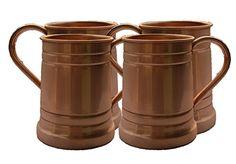 STREET CRAFT Set of 4 Handmade Solid Copper Moscow Mule M... https://www.amazon.com/dp/B015SYJWA6/ref=cm_sw_r_pi_dp_x_TVZHzbTNHS56Q
