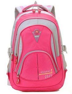 Eshops Cute Girls Backpack for School Bookbag for College Outdoor Fashion Daypack (Rose Red) Eshops http://www.amazon.com/dp/B00ICBONC0/ref=cm_sw_r_pi_dp_oTq6tb0X851C9