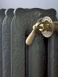 ornate heater