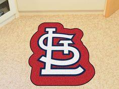 MLB - St Louis Cardinals Mascot Mat