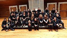 Con canto y poesía el Coro Juvenil del Conservatorio de Música Simón Bolívar cierra su temporada de conciertos |