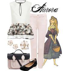 """Aurora"" by alyssa-eatinger on Polyvore"