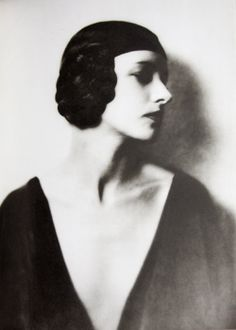 Natacha Rambova; film costume and set designer, artistic director, screenwriter, producer and occasional actress. Later in life she worked as a fashion designer and Egyptologist. She was also married to Rudolph Valentino. http://en.wikipedia.org/wiki/Natacha_Rambova