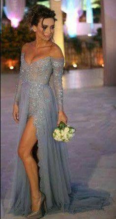 Vestido de noche o para damas
