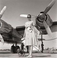 Audrey Hepburn - Roma, Aeroporto di Ciampino