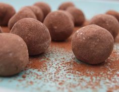Christen's Kitchen: Baileys Milk Chocolate Truffles