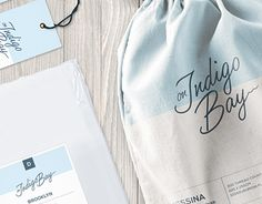 On Indigo Bay is the sister brand to luxury Australian bed linen company Moss River.In 2015 Boheem was briefed to revamp Moss River, and with it, the more youthful sub-brand - On Indigo Bay.I was responsible for the creation of the On Indigo Bay brand…