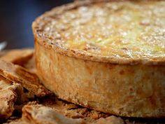Michael Ruhlman on NPR Recipes for Quiche and Pate Brisee (Pie Dough)