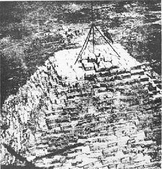 Mystery of the Great Pyramid missing capstone — World Mysteries Blog##