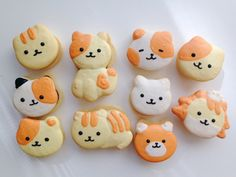 Post with 41 votes and 3888 views. Shared by racie. Neko Atsume, Macaron Recipe, Wedding Desserts, Pastries, Foodies, Food Photography, Projects To Try, Kawaii, Sweets