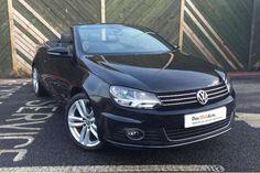 Used 2012 (12 reg) Deep Black Metallic Volkswagen EOS 2.0 TSI Sport 2dr DSG for sale on RAC Cars