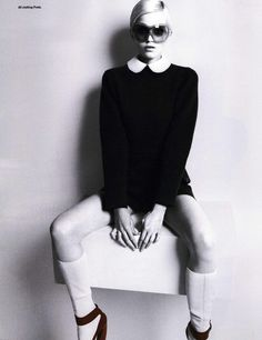i-D Editorial The Most Important Thing About Dreams is Having One, Fall 2011 Shot #9