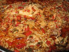 Cum sa faci cel mai bun pilaf si care sunt cele mai bune 10 retete de pilaf Shrimp, Chicken, Meat, Cooking, Food, Kitchen, Essen, Meals, Yemek