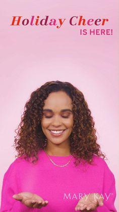 Beauty Skin, Health And Beauty, Hair Beauty, Mary Kay, Beauty Consultant, Holiday Wishes, Alaia, Hair Makeup, Skin Care