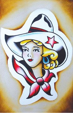 Traditional tattoo prints, vintage tattoo design, cowgirl tattoos, pin up t Arrow Tattoos, Feather Tattoos, Dog Tattoos, Animal Tattoos, Sleeve Tattoos, Traditional Tattoo Prints, Cowgirl Tattoos, Vintage Tattoo Design, Pin Up