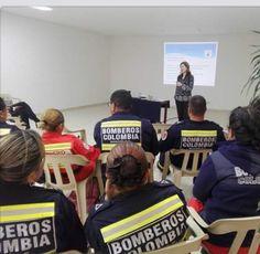 Psicóloga para bomberos y organismos de socorro « online-psicoterapia.com Firefighters, Colombia