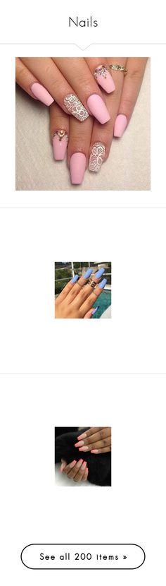 """Nails"" by mirah123 ❤ liked on Polyvore featuring beauty products, nail care, nail treatments, beauty, nails, nail art, makeup, unhas, eye makeup and eyeshadow"
