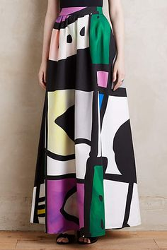 Modernist Ball Skirt - anthropologie.com