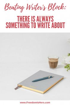 Do you have the dreaded writer's block? Believe me, there is an easy way to overcome and start writing again.