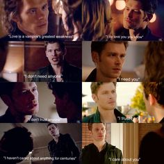 camille was everything that klaus needed. this is the power of klamille everyone. #theoriginals