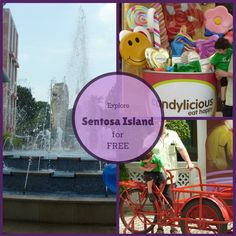 On a family holiday to Singapore staying on Sentosa Island with toddler. We explored Sentosa Island with a toddler for free.