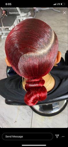 Slick Ponytail, Hair Ponytail Styles, Weave Ponytail Hairstyles, Black Girl Braided Hairstyles, Slick Hairstyles, Baddie Hairstyles, Curly Hair Styles, Natural Hair Styles, Woman Hairstyles