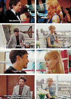 """""""Tony no."""": every I"""