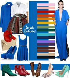 Colour Combinations Fashion, Color Combinations For Clothes, Fashion Colours, Colorful Fashion, Color Combos, Womens Fashion Australia, Ny Fashion Week, Color Balance, Black Women Fashion