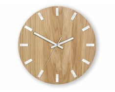 Norden Home Wanduhr Hummel cm geräuschlos Bedroom Clocks, Living Room Clocks, Kitchen Wall Clocks, Room Kitchen, Wall Clock Gift, White Wall Clocks, London Clock, Wall Clock Online, Modern Clock