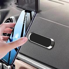 Mobile phone holder mini magnetic universal patch Car Mount Holder, Car Holder, Cell Phone Car Mount, Magnetic Phone Holder, Magnets, 4x4, Ebay, Iphone, Smartphone