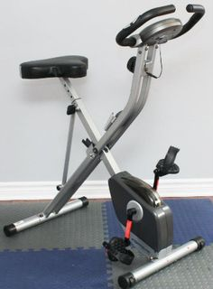 8 Benefits of Exerpeutic Folding Magnetic Upright Bike with Pulse