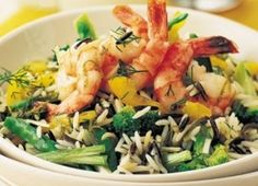 Rice with Shrimp and Dill | Recipes | Eat Well | Best Health